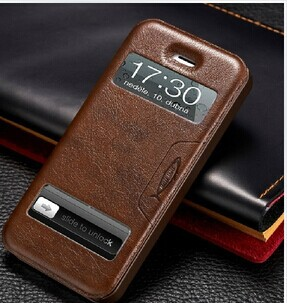 etui iphone 5s cuir luxe