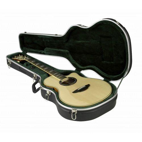 etui pour guitare electro acoustique