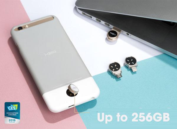 extension de memoire iphone