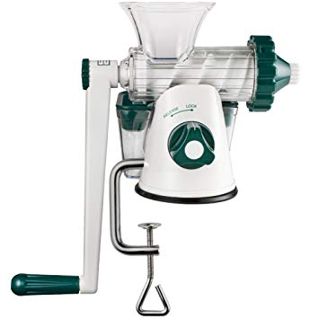 extracteur de jus manuel healthy juicer