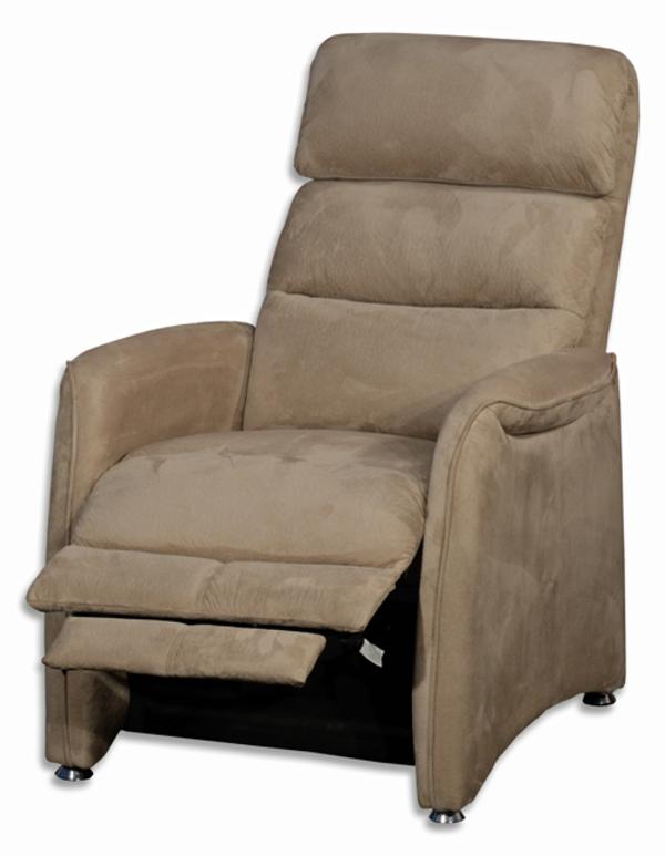fauteuil relax tissu pas cher