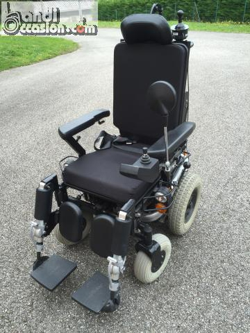 fauteuil roulant electrique occasion
