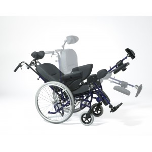 fauteuil roulant grand confort