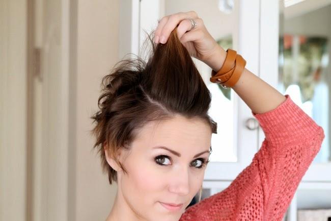 fer a boucler cheveux court