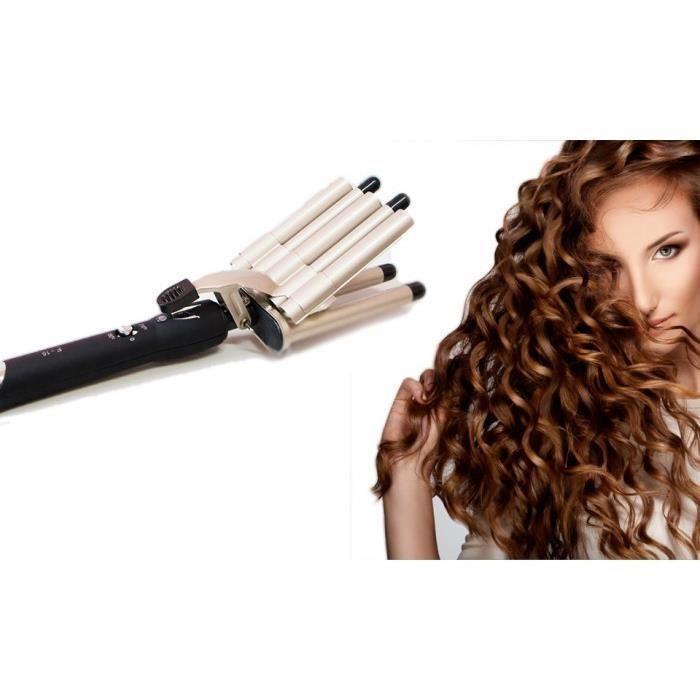 fer pour onduler les cheveux