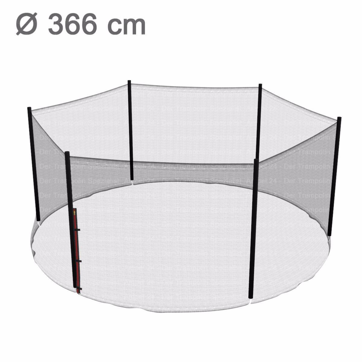 filet de sécurité pour trampoline