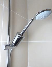 filtre à calcaire douche