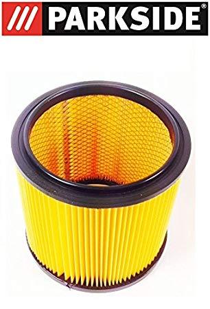 filtre aspirateur parkside lidl