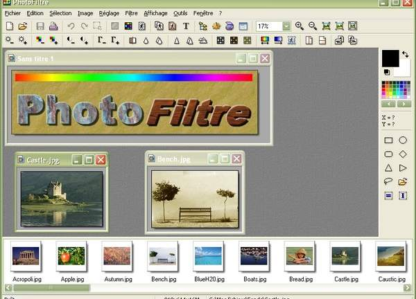 filtre photo
