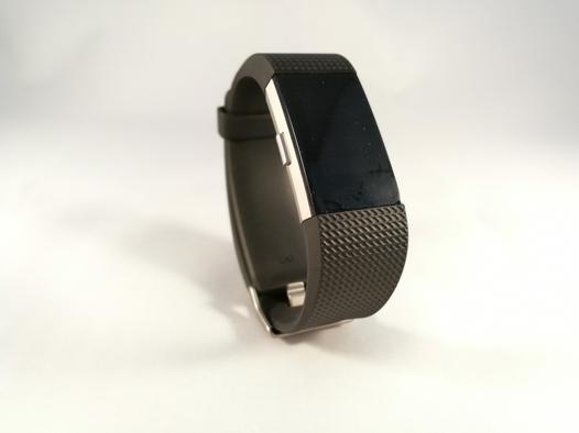 fitbit charge 2 douche