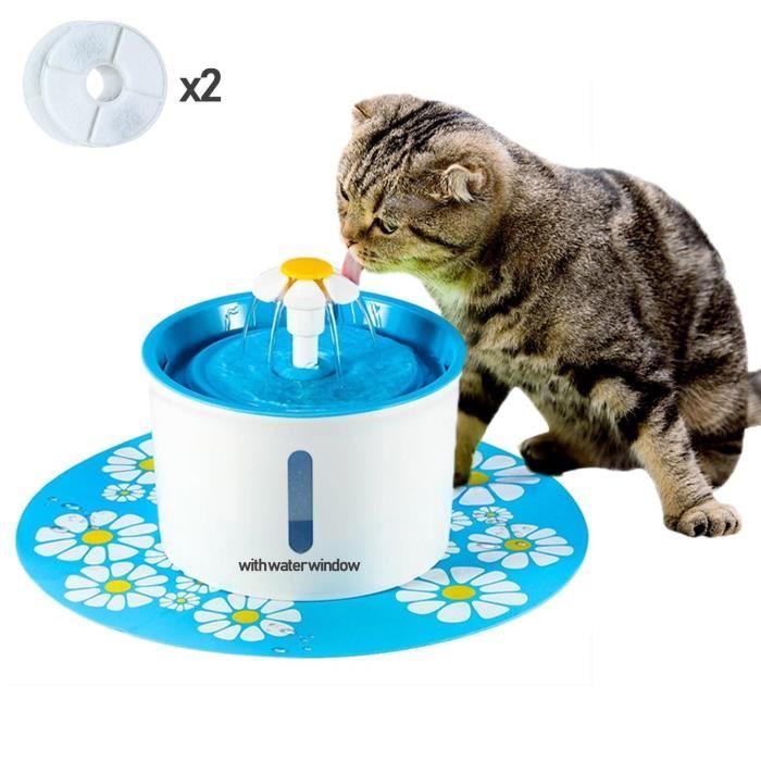 fontaine a eau chat pas cher