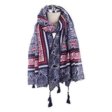 foulard femme amazon