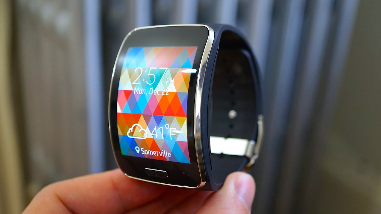 galaxy gear s test