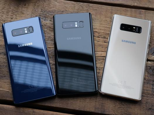 galaxy note 8 avis