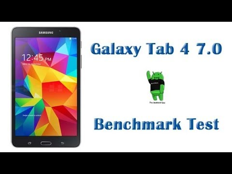 galaxy tab 4 7 test