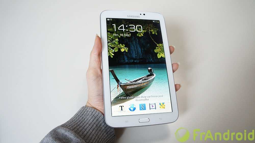 galaxy tab s 7 pouces