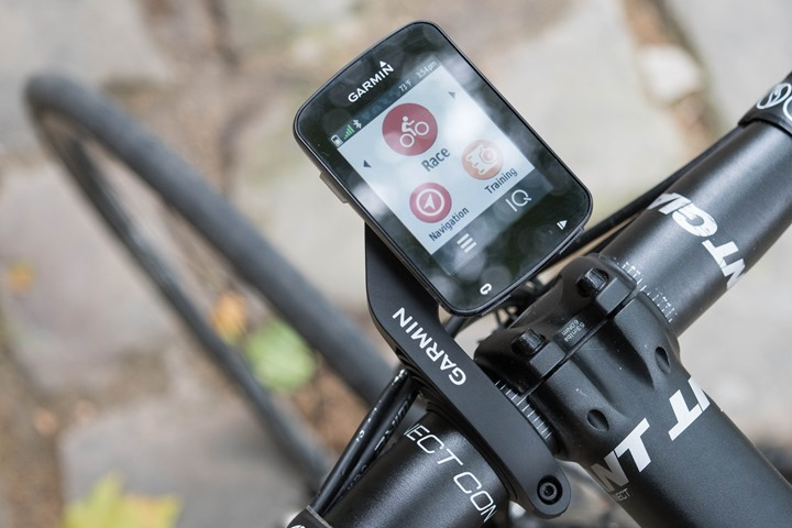garmin edge 820 test