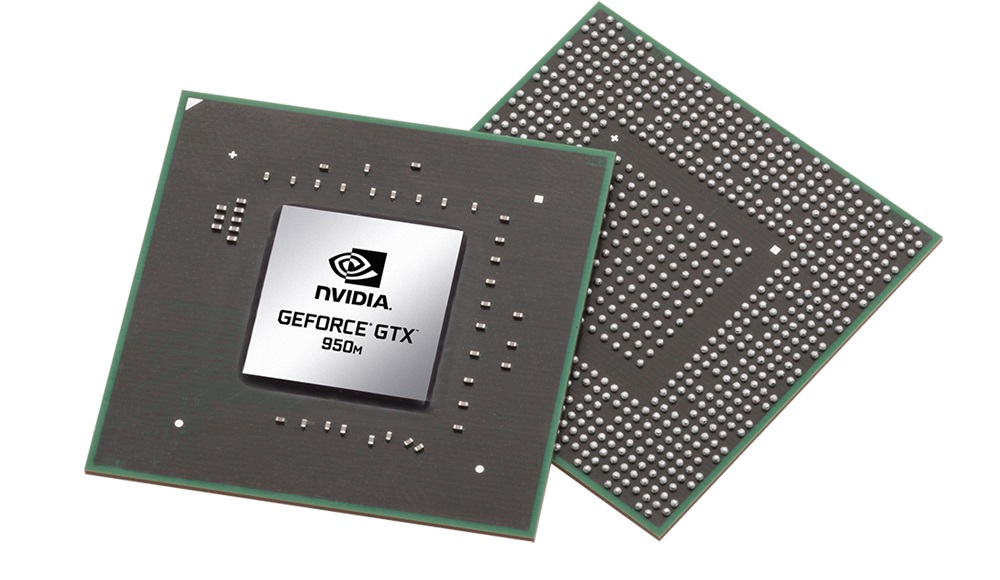 geforce 950m