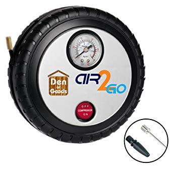 gonfleur electrique pneu voiture
