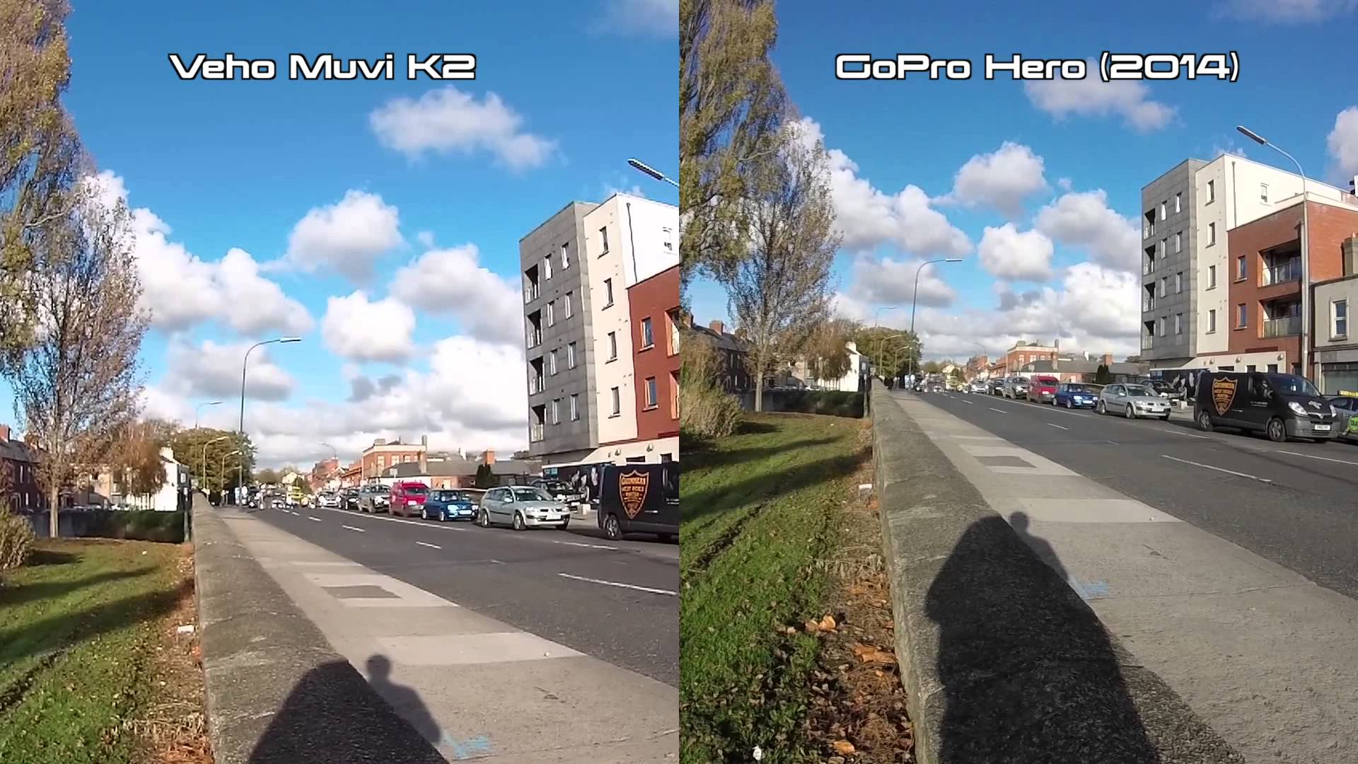 gopro hero test