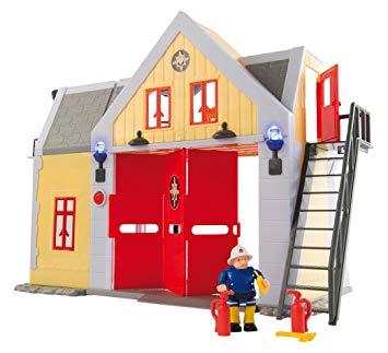 grande caserne sam le pompier