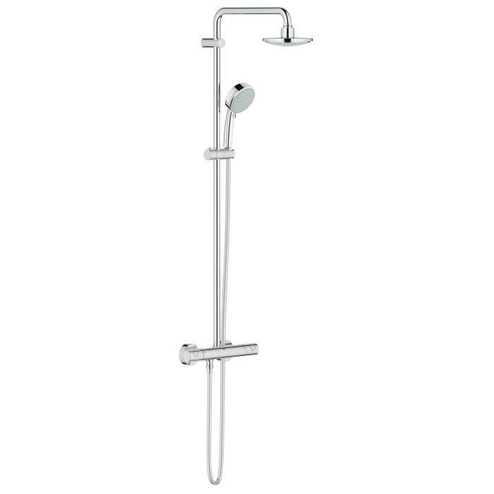 grohe colonne de douche