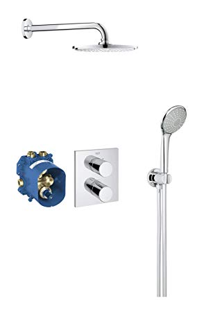 grohe kit douche encastrable