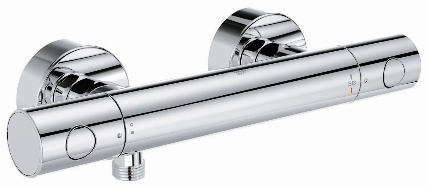 grohe mitigeur thermostatique douche