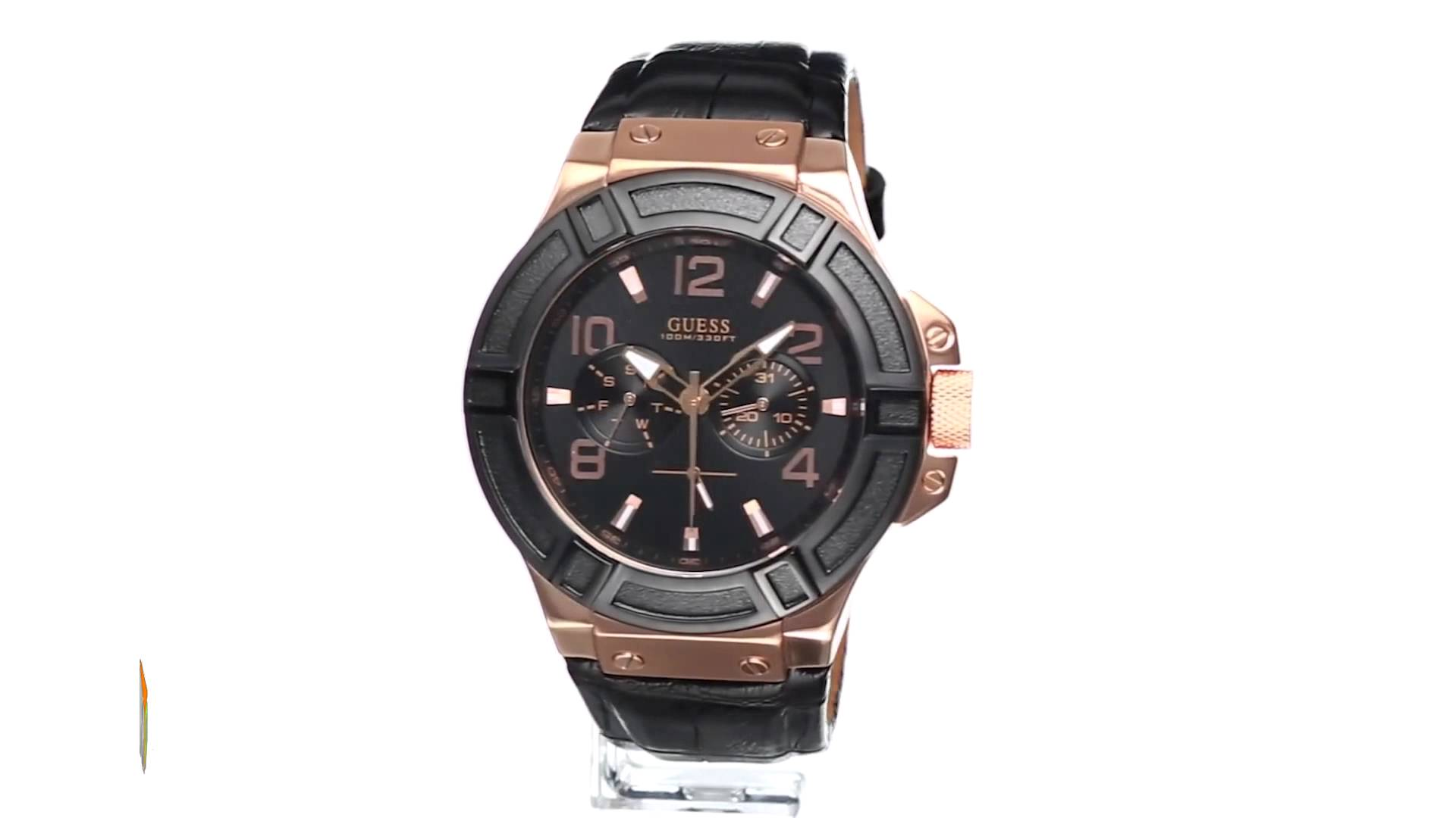 guess montre homme
