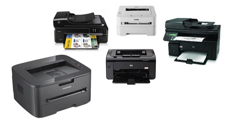 guide d imprimante laser