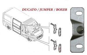 guide porte laterale boxer