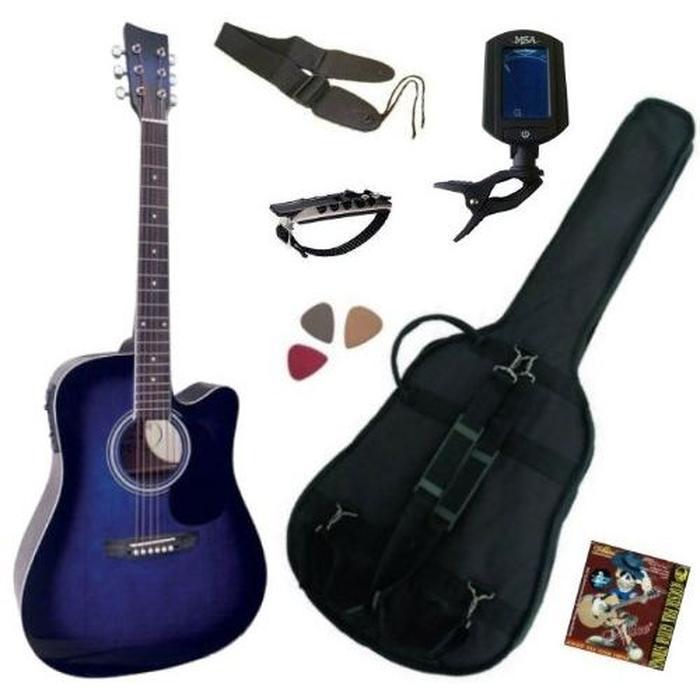 guitare electro acoustique pas cher