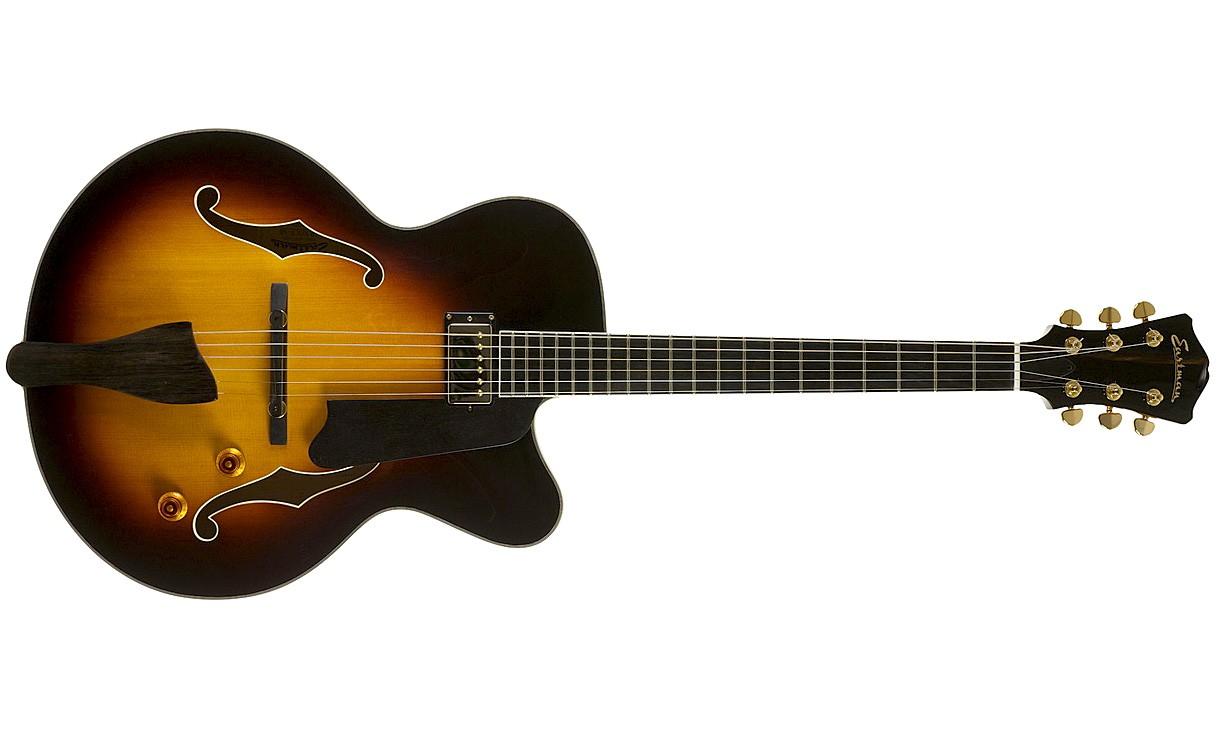 guitare jazz electrique
