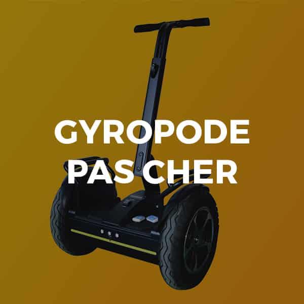 gyropode pas cher