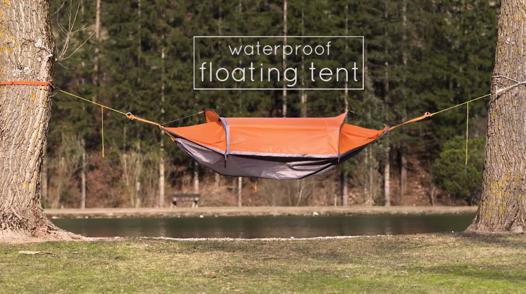 hamac toile de tente