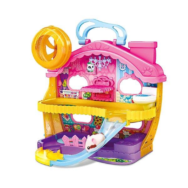 hamster jouet