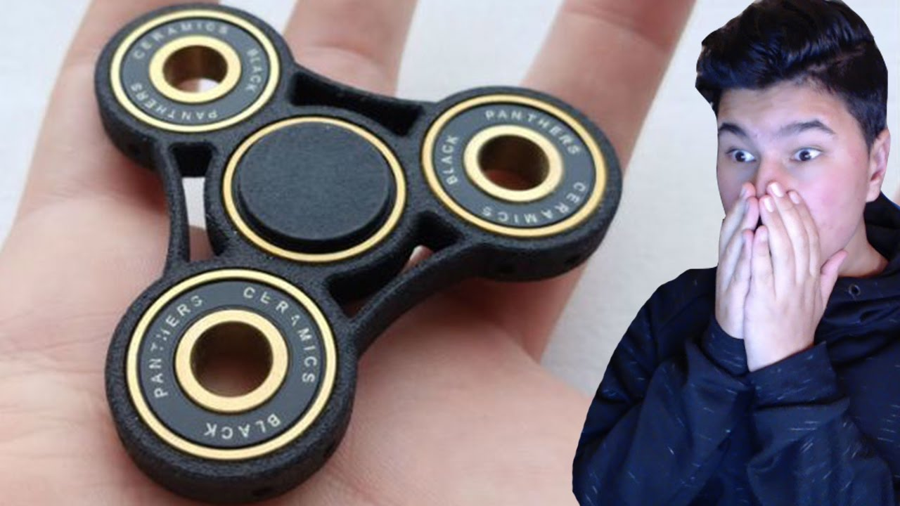 hand spinner le plus rapide