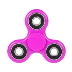 hand spinner rose fluo