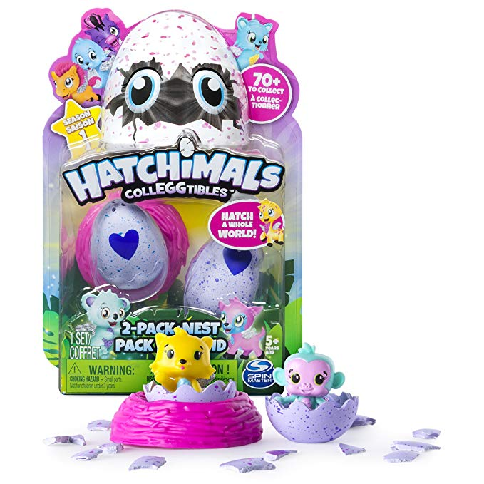 hatchimals prix