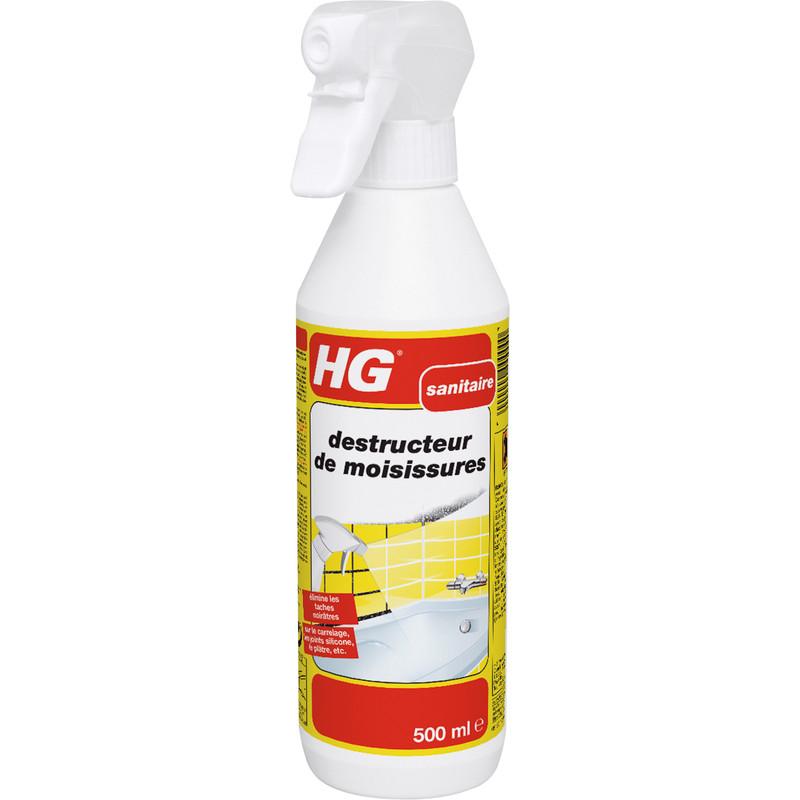 hg moisissure