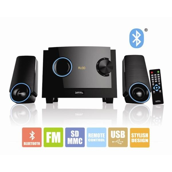 home cinema 2.1 bluetooth