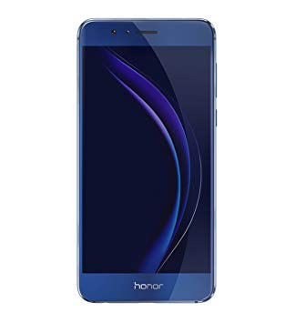 honor 8 premium bleu