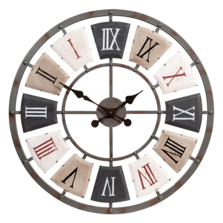 horloge murale maison du monde