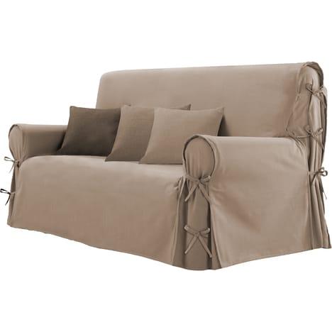 housse de canapé 3 places pas cher