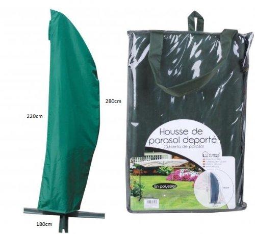 housse parasol déporté