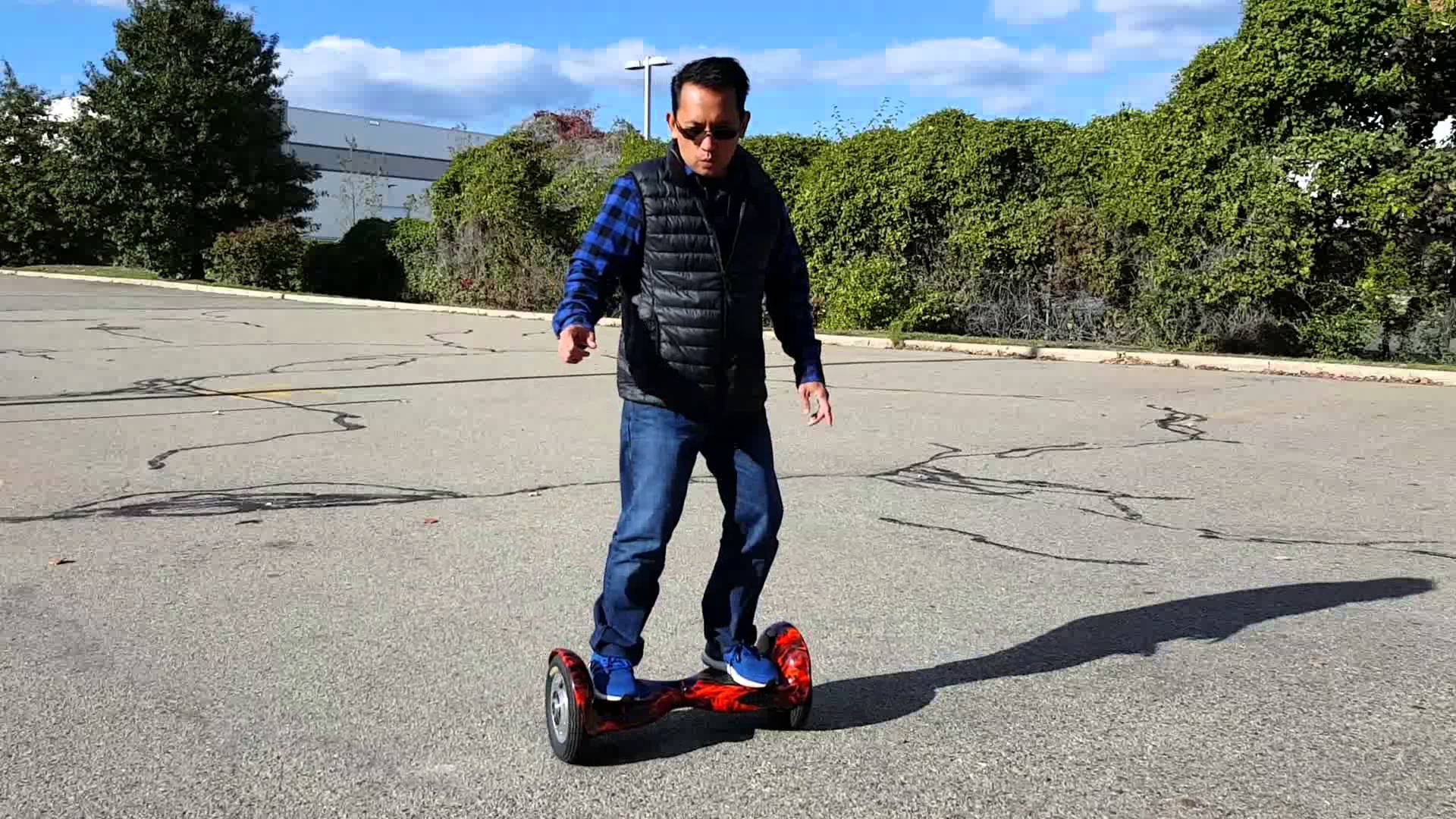 hoverboard test