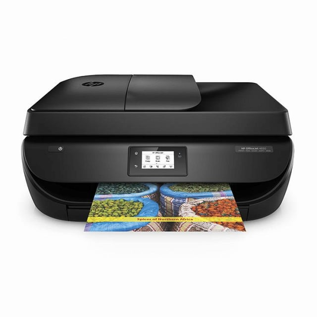 hp officejet 4657 test