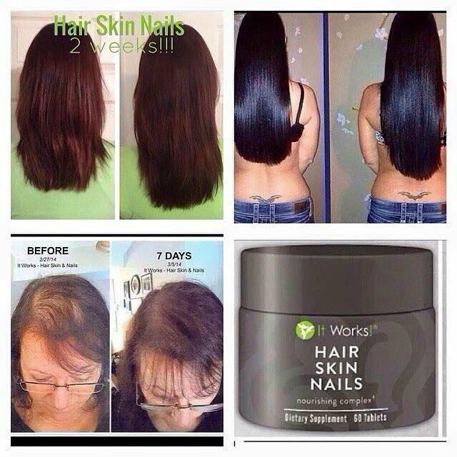hsn cheveux