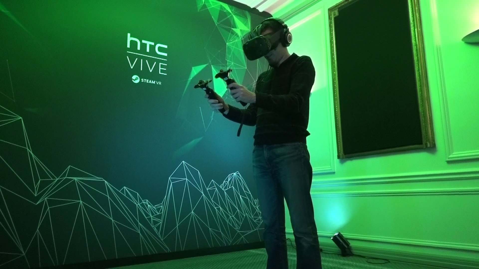 htc vive test