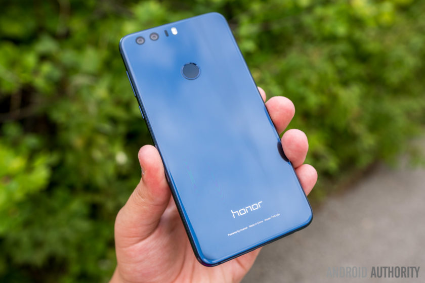 huawei honor 8 test